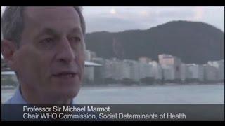 World Health Organization video: Social Determinants of Health