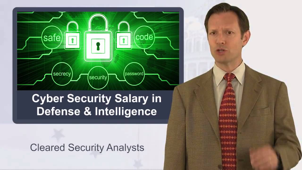 Cyber Security Salaries for Defense and Intelligence