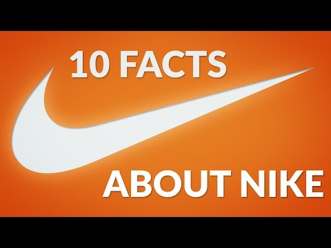 10 Facts About Nike