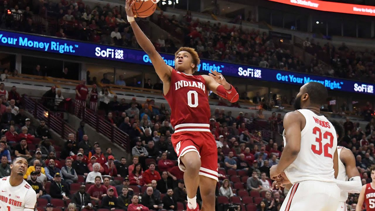 Boston Celtics draft Romeo Langford with No. 14 pick: Here's who they get with Indiana guard