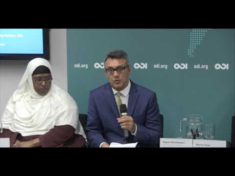How cash transfers can transform humanitarian aid - Panel discussion
