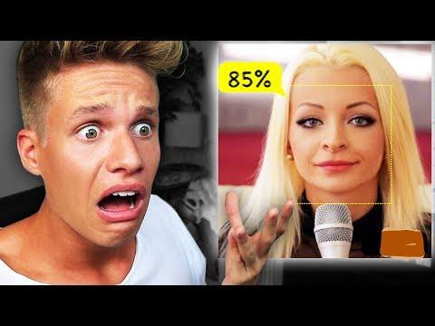 Wer ist der HEIßESTE YouTuber !? 😍🔥