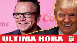 Exclusiva: Tom Arnold Asegura que Acabará con Trump aunque le cueste la vida