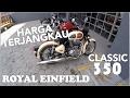 MOGE KLASIK HARGA TERJANGKAU!, Royal Enfield Classic 350 #motovlog Indonesia