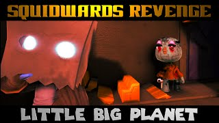SpongeBob SquarePants: Squidward's Revenge (Little Big Planet)