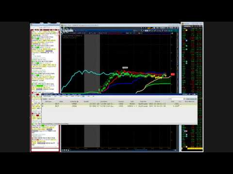 Netting $2200 in Profits Overnight in Unusual Options Activity Trading Options 101