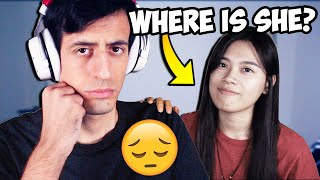 Why my Girlfriend doesn't appear in my videos anymore..