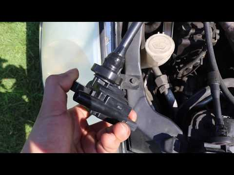 How to replace ignition coils and wires 2003 Mitsubishi Eclipse gs