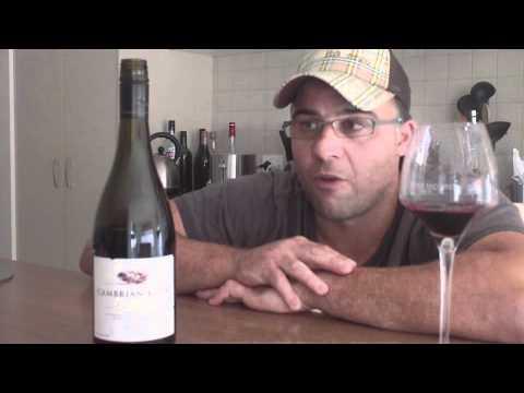 Sam Scarpari's WINE PASSION #90 - Cambrian Rock 09 Heathcote Shiraz