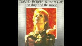 Cygnet Committee - David Bowie And The Hype ‎-- The Day And The Moon