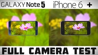 samsung Galaxy Note 6 Camera Test and Review (4K)