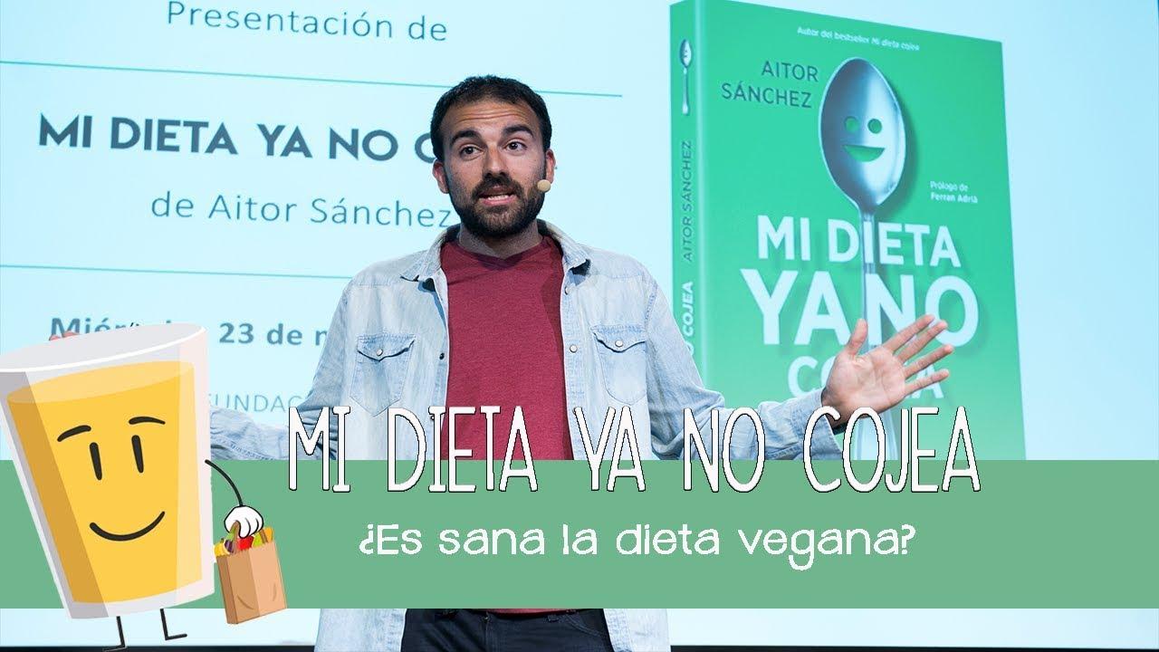 Mi dieta vegana