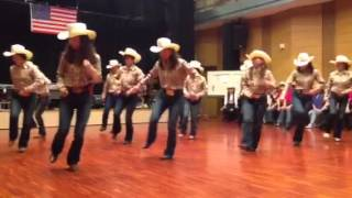 Country line dance 〝Banjo