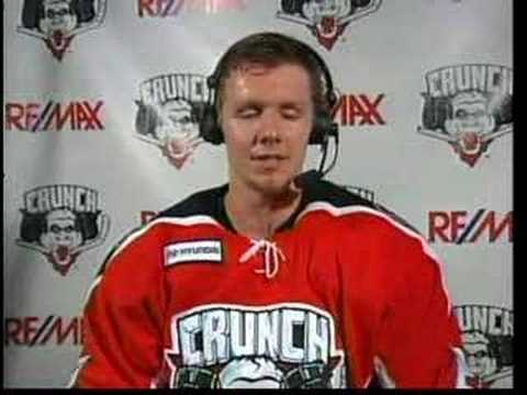 Marc Methot  Interview Post Game 2/16/08