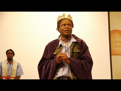 "Shakespeare at San Quentin Presents ""Macbeth"""