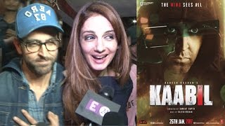 Kaabil Movie Review By Hrithik's Ex Wife Suzanne Will Blow Your Mind