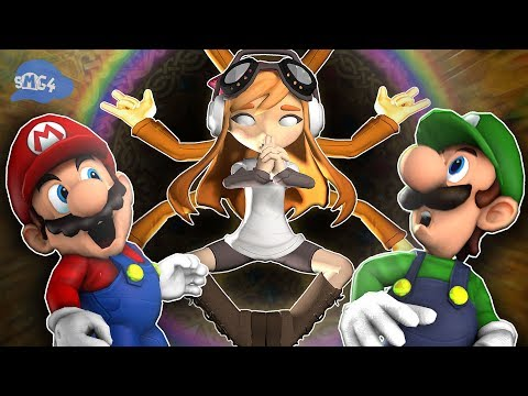 SMG4: There's Something Up With Meggy...