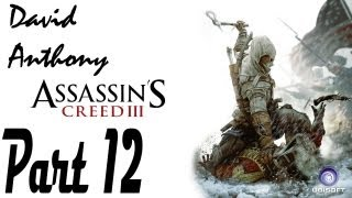 Assassins Creed 3 Part 12 My New Name Is Connor (Commentary)