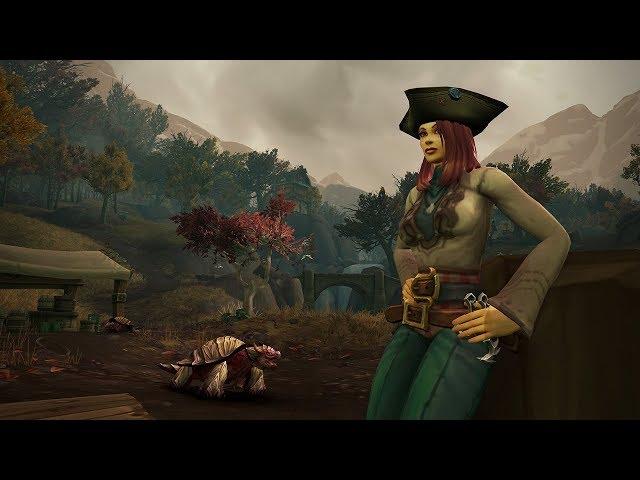 Lord Autumnvale - Hangmans Point Drustvar - Meet Lucille Waycrest | Battle For Azeroth 28