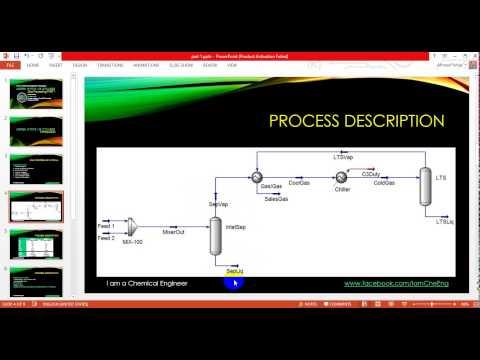 HYSYS tutorial Gas processing 1-2