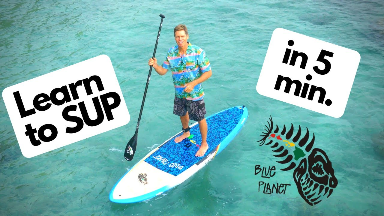 Learn Paddleboarding Videos