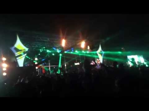 MGK - Mind Of A Stoner and Hell & Back with Kid Ink live at EST Fest 2014
