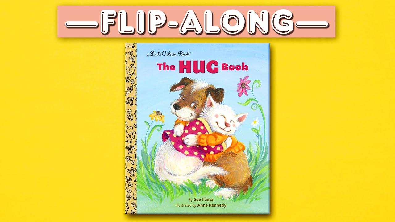 The Hug Book | Read Aloud Flip-Along Book