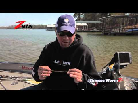 On The Water Pro TipZ: Luke Clausen on Z-Man
