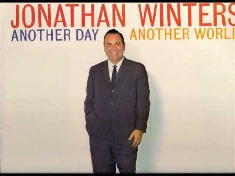 Jonathan Winters - Another Day, Another World side a