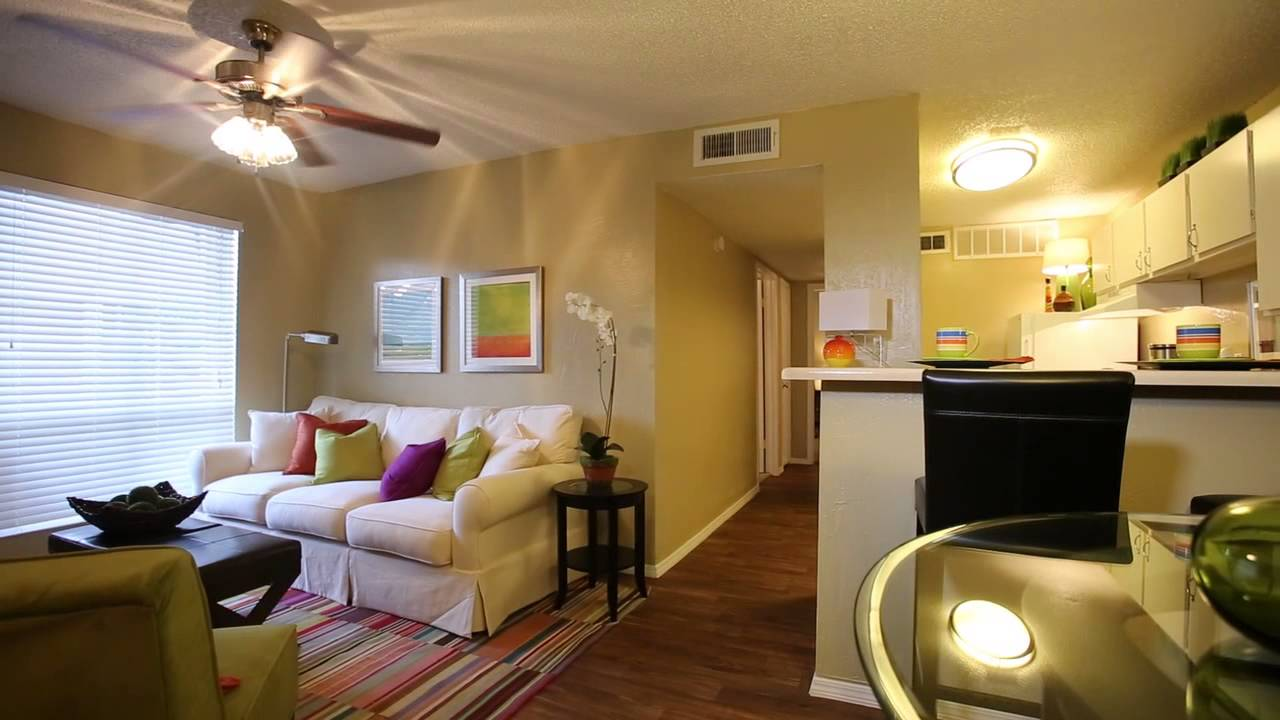 Willowick Apartment Tour - College Station TX - YouTube