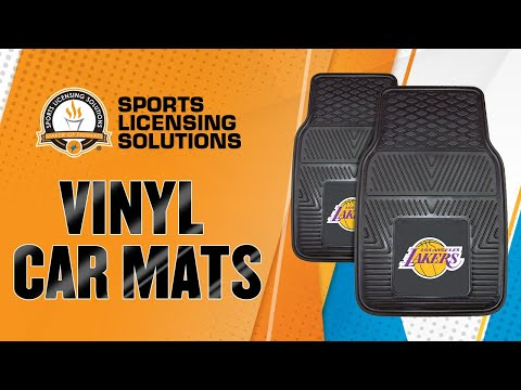 FANMATS/Sports Licensing Solutions Vinyl Mats Car Products