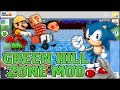Super Mario Maker Mod - Green Hill Zone - Sonic the Hedgehog