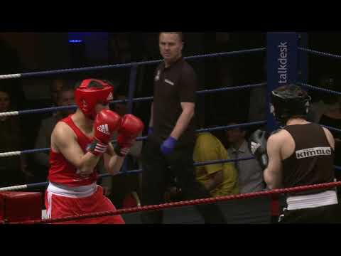 Chris Newland vs Garhing Cheung