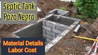 MAGKANO GASTOS MAGPAGAWA NG POZO NEGRO, Magkano Budget Pagawa ng Septic Tank