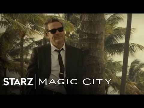 Magic City  The Style of Magic City  STARZ