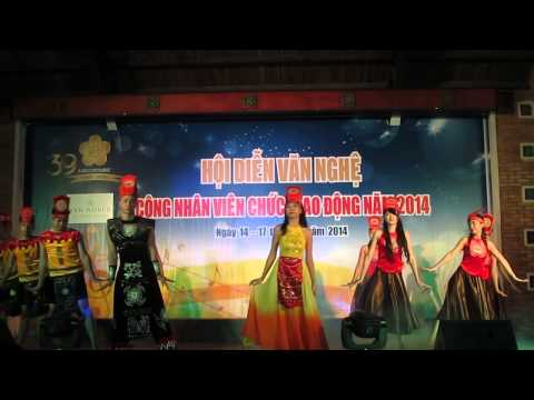 Múa Âu Cơ Lạc Long Quân - New World Performance