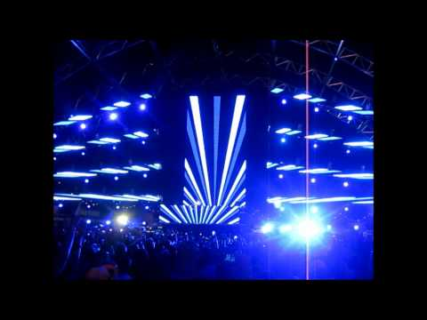 Dash Berlin Live @ EDC Las Vegas 2012