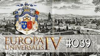 Europa Universalis 4 Lets Play #039 - Schneller Prozess am Bosporus ★ EU 4 Lets Play *HD