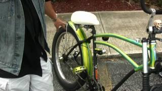 Lowrider Bike and Car Show Cocoa Beach, Florida