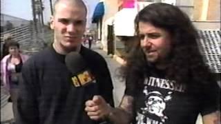 Vintage Pantera Interview MTV Headbangers Ball March 1992