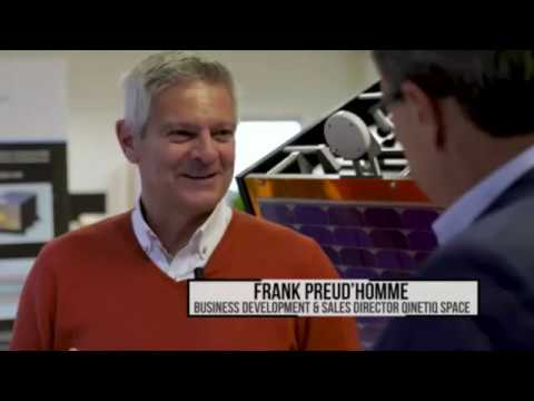 Frank Preud'homme, Member of the Board QinetiQ Space invites...