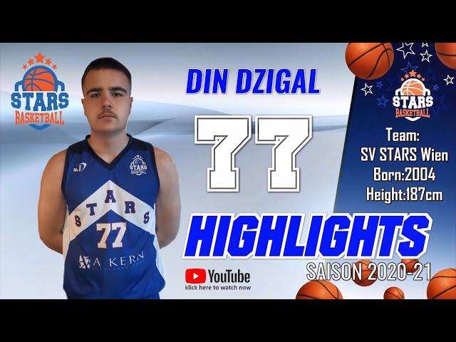 Stars Highlights Factory : DIN DZIGAL Saison 2019-20