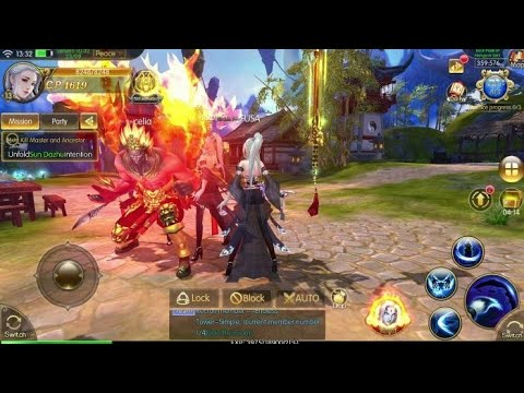 Top 5 Best MMORPG for Android/IOS in 2019 (English version)