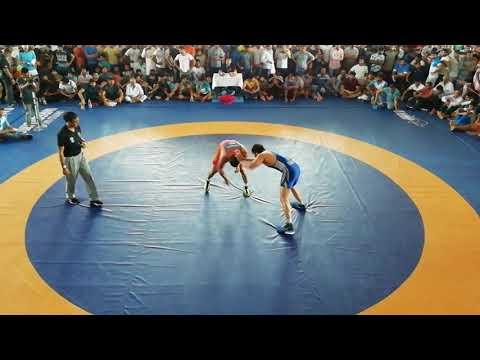 Mausam Khatri Vs Satywart Asian Games Trail Best Wrestling 2018