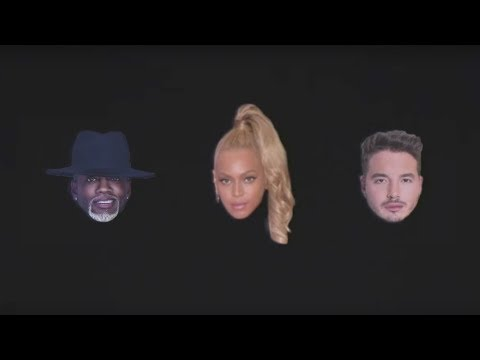 Mi Gente ft. Willy William and Beyoncé LYRIC VIDEO