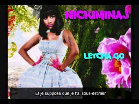 Nicki Minaj - Letcha Go VOSTFR