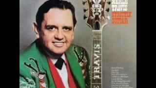 Merle Travis - Cannonball Rag