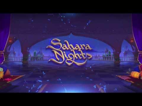 Sahara Nights Gameplay