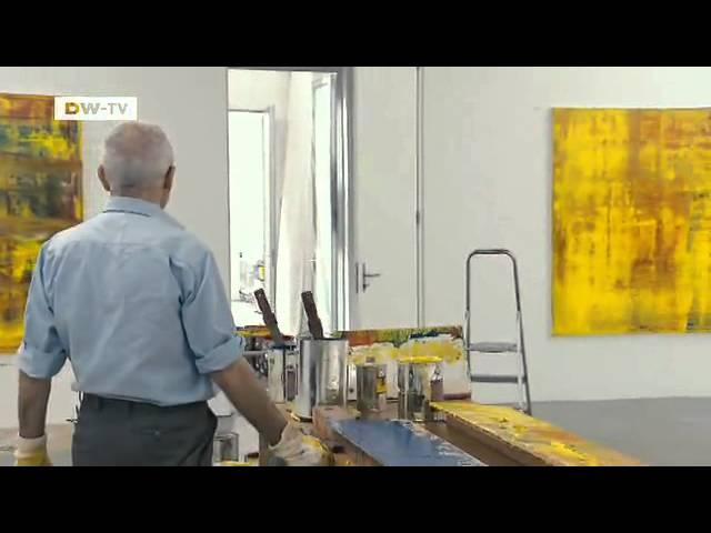 Gerhard Richter: Ein Dokumentarfilm über den deutschen Künstler