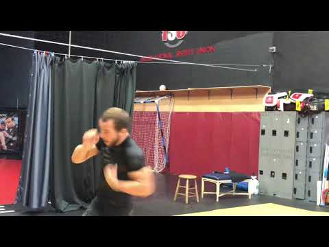 147 Beats Alex Besputin Of Russia Shadow Boxing